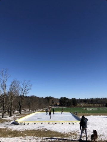 Berkshire's Outdoor Rink