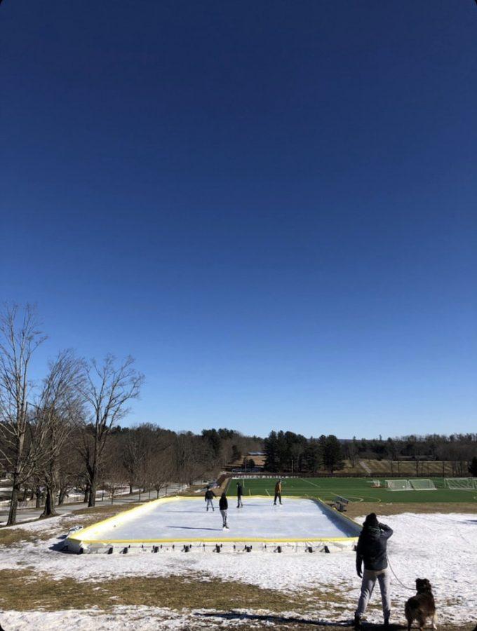 Berkshire's Outdoor Rink