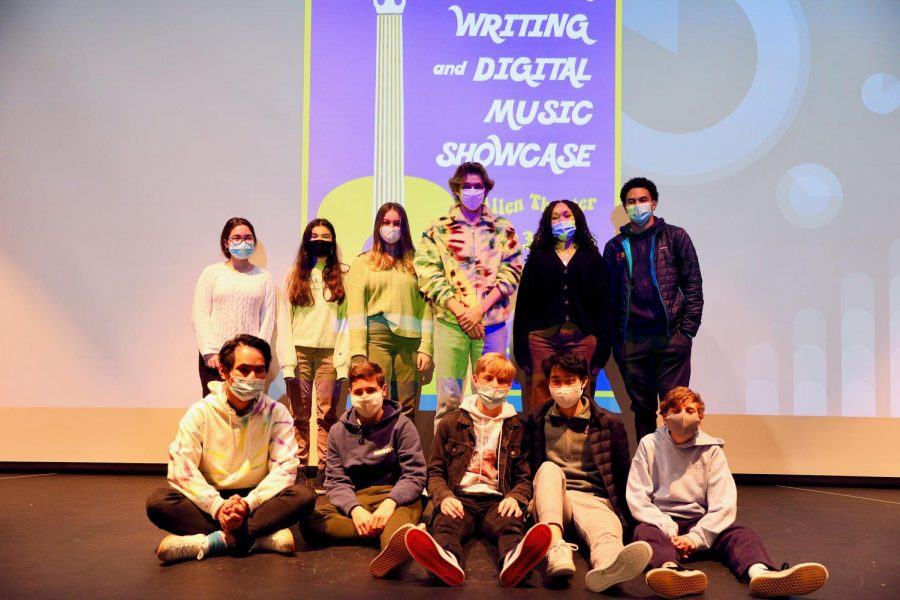 Compose a New Chapter—the Songwriting and Digital Music Showcase